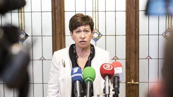 Fiskālās disciplīnas padomes priekšsēdētāja Inna Šteinbuka - Sputnik Latvija