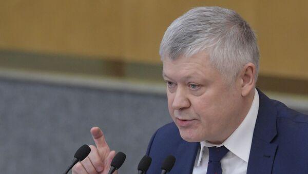 Председатель комиссии Госдумы по расследованию случаев вмешательства в дела РФ извнеВасилий Пискарев - Sputnik Латвия