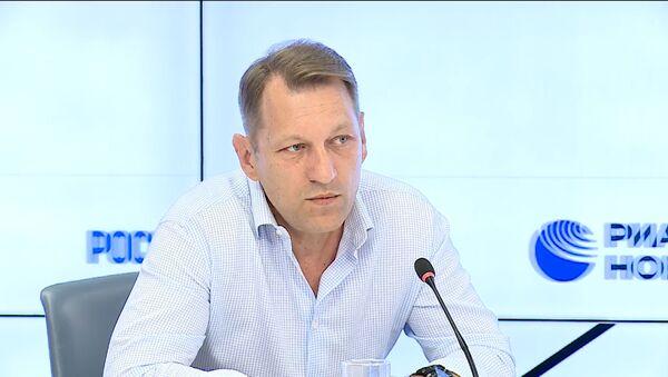 Москва-80: Ретро-tube: Благодыренко рассказал о проекте Sputnik, посвященном Олимпиаде-80 - Sputnik Латвия