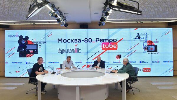 П/к К 40-летию летних Олимпийских игр 1980: истории олимпийской Москвы - Sputnik Латвия