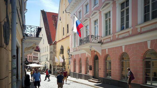 Посольство России в Таллинне - Sputnik Latvija