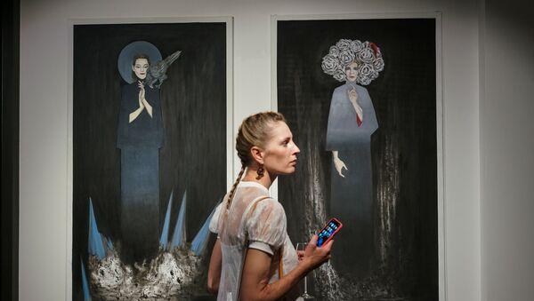 В арт-галерее Putti открылась выставка Ведьмы - Sputnik Латвия