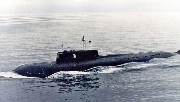АПЛ Курск в Баренцевом море, 1999 год - Sputnik Latvija
