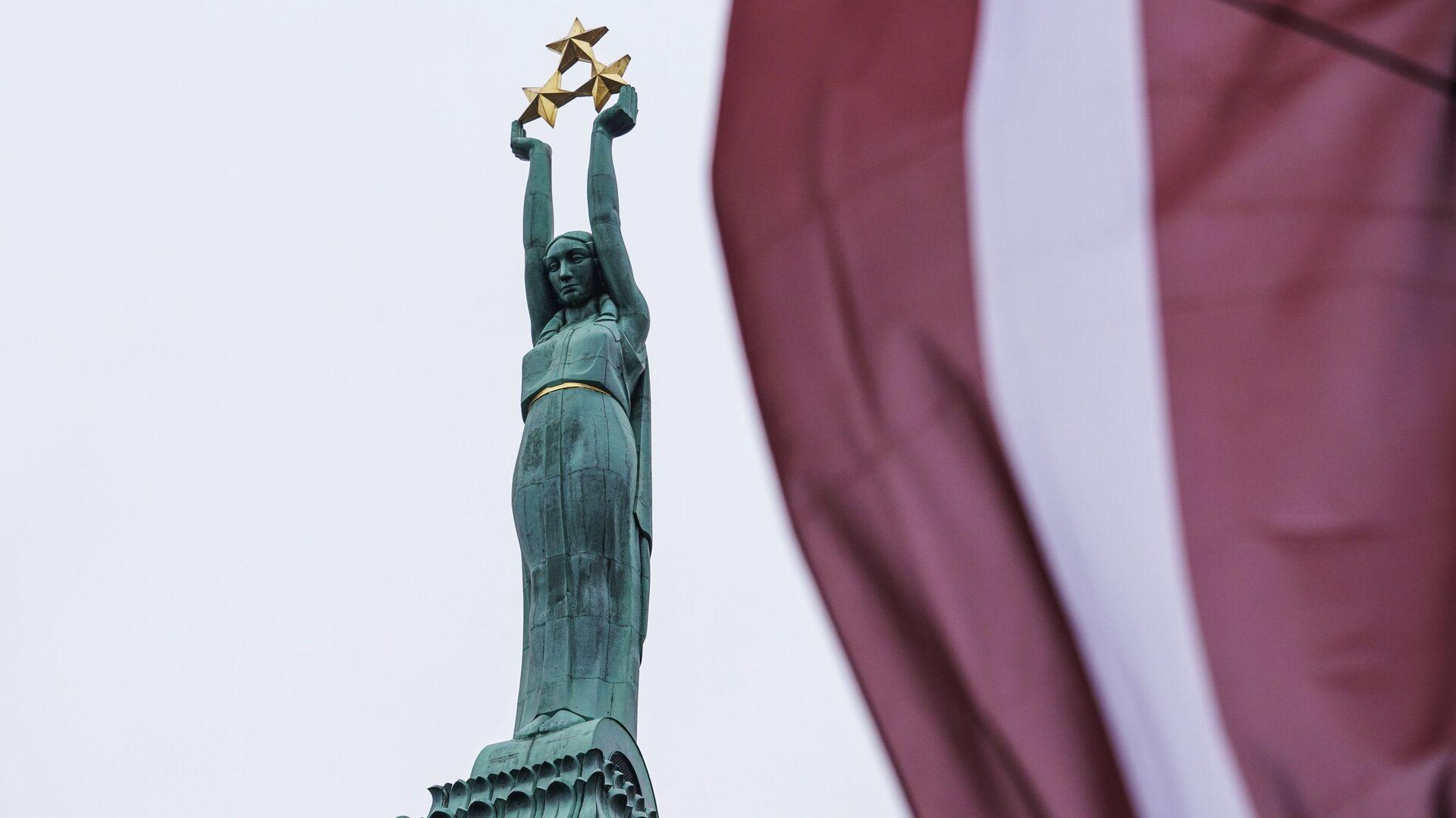Празднование Дня независимости Латвии - Sputnik Латвия, 1920, 19.06.2021
