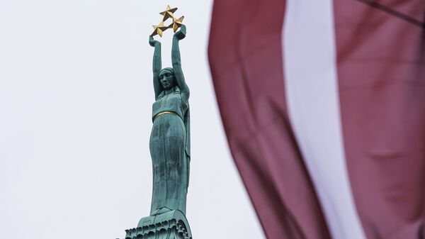 Празднование Дня независимости Латвии - Sputnik Латвия