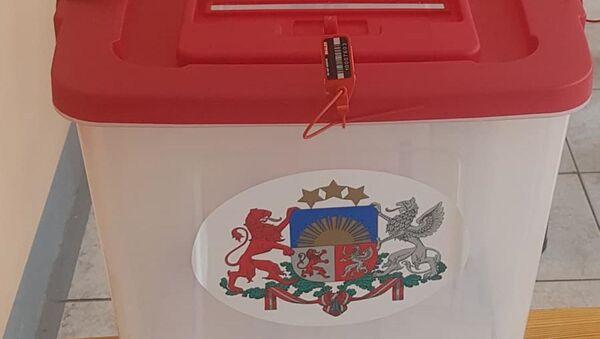 Выборы в Рижскую думу - Sputnik Latvija