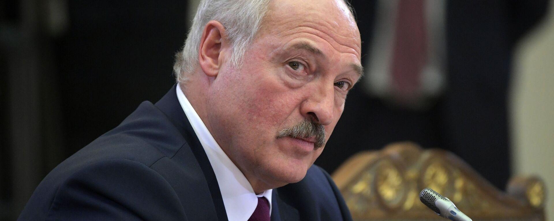 Президент Беларуси Александр Лукашенко - Sputnik Latvija, 1920, 06.05.2021