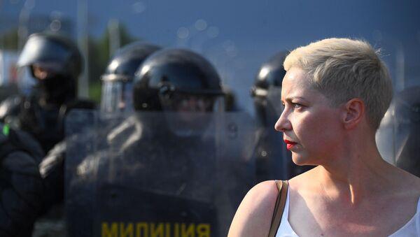 Мария Колесникова  - Sputnik Латвия