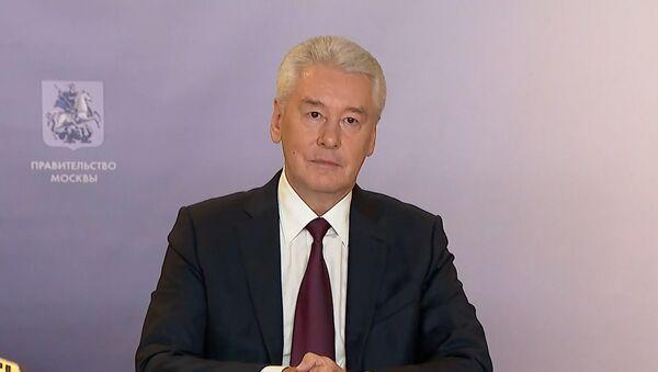 Мэр Москвы объяснил, почему привился российской вакциной от коронавируса - Sputnik Латвия