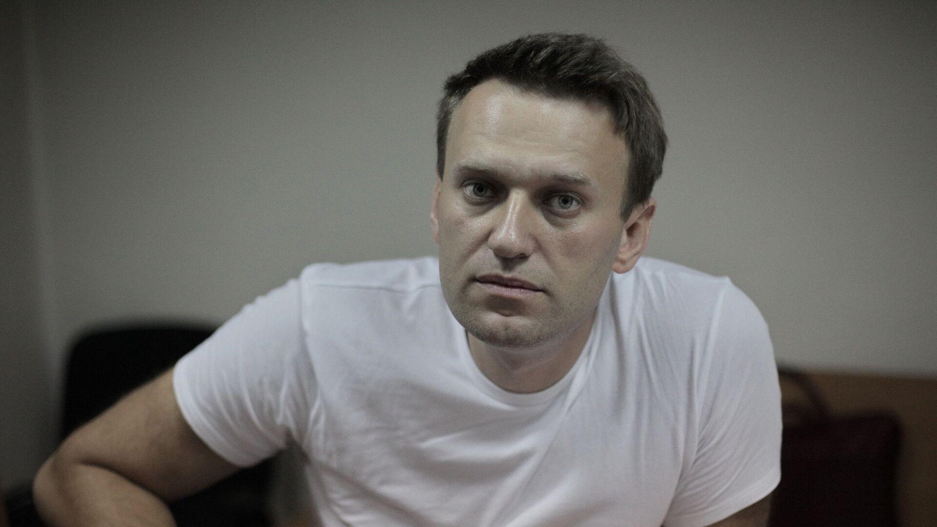 Алексей Навальный  - Sputnik Латвия, 1920, 08.09.2021