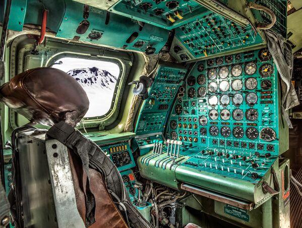 Pateicoties fotogrāfiju mērogam, rodas klātbūtnes efekts - Sputnik Latvija