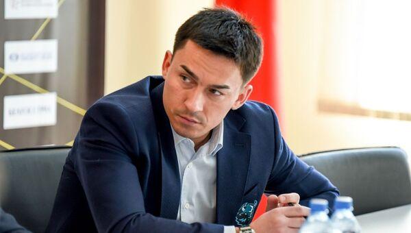 Председатель ФХРБ Дмитрий Басков - Sputnik Латвия