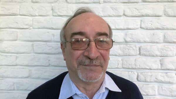 Профессор, доктор химических наук Леонид Ринк. - Sputnik Latvija