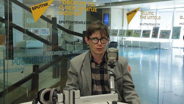 Корреспондент Sputnik, сценарист Лев Рыжков - Sputnik Латвия