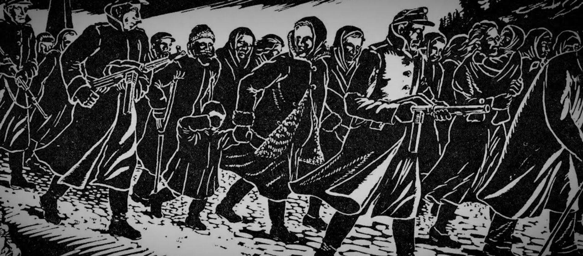 Там вся земля в этих трупах: узница Саласпилса поделилась страшными воспоминаниями - Sputnik Latvija, 1920, 04.10.2020