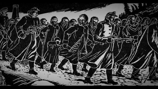 Там вся земля в этих трупах: узница Саласпилса поделилась страшными воспоминаниями - Sputnik Латвия