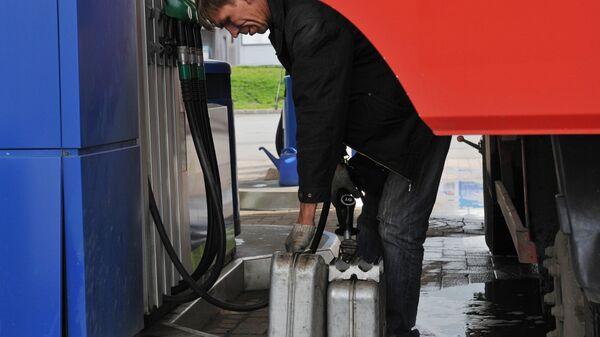 Канистры с бензином - Sputnik Латвия