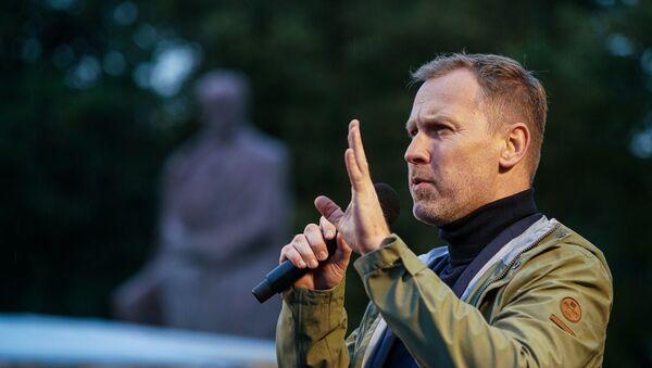 Депутат Сейма Алдис Гобземс - Sputnik Латвия