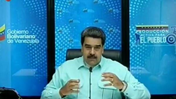 Российская вакцина уже в Венесуэле: Мадуро возлагает большие надежды на Спутник V - Sputnik Латвия