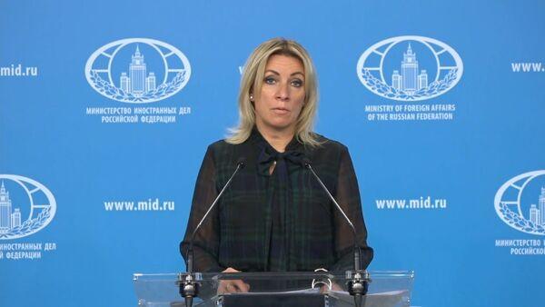 Москва призывает ЕС перестать делить государства на достойные и недостойные - Sputnik Латвия