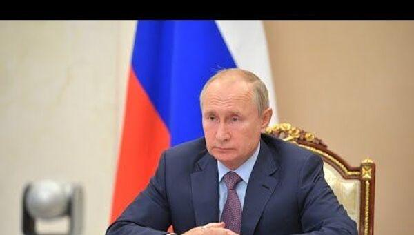 Продлить ДСНВ без всяких условий: Путин дает Вашингтону еще один шанс - Sputnik Латвия