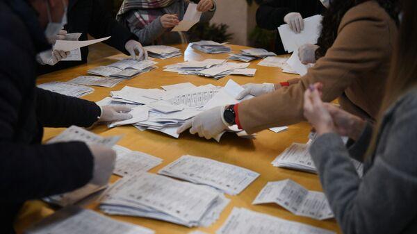 Выборы президента Молдавии - Sputnik Латвия