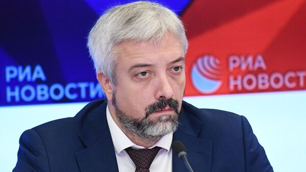 Глава Россотрудничества Евгений Примаков - Sputnik Latvija