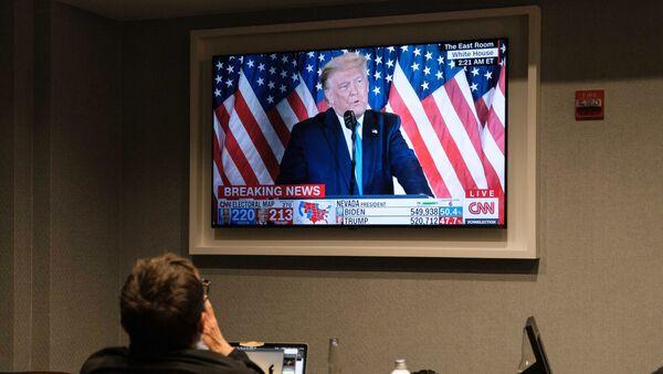 Выборы президента США - Sputnik Latvija