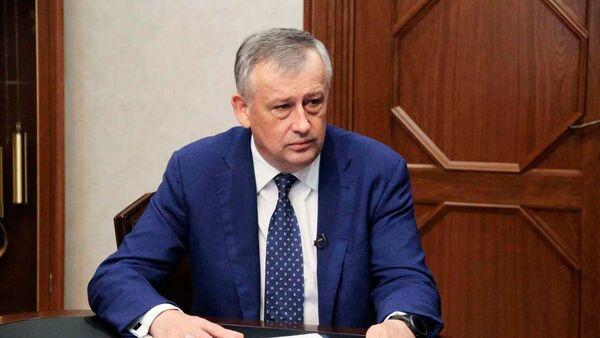 Губернатор Ленобласти: все условия для принятия белорусских грузов у нас уже есть - Sputnik Латвия