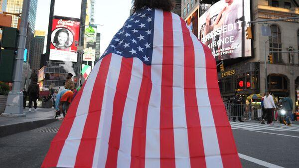 ASV karogs - Sputnik Latvija
