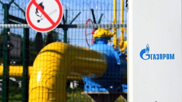 Газопровод высокого давления - Sputnik Латвия