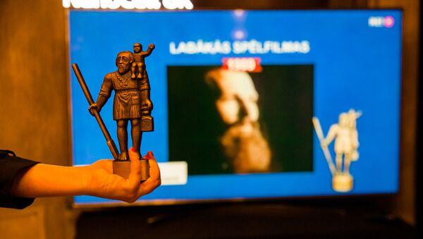 Церемония впервые прошла в формате трансляции - Sputnik Латвия