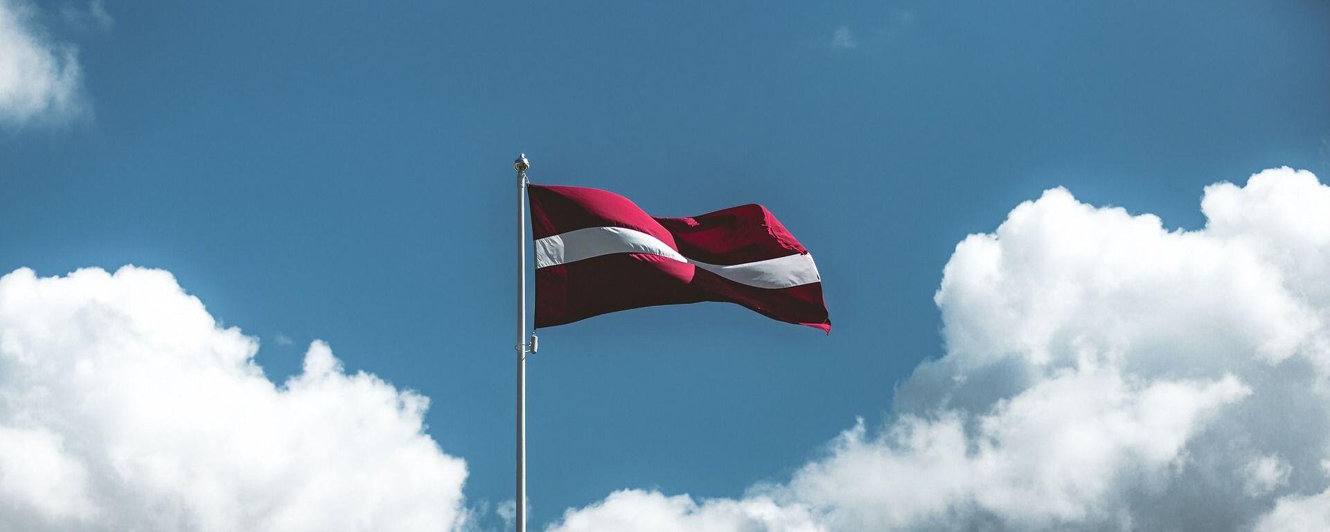 Флаг Латвии, архивное фото - Sputnik Latvija, 1920, 21.12.2020