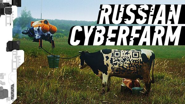 В России плохие дороги? Да они нам не нужны! Ролик о ферме на Марсе взорвал интернет - Sputnik Latvija