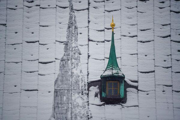 Pirmais sniegs Rīgā - Sputnik Latvija