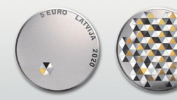 Новая монета Личная свобода - Sputnik Латвия