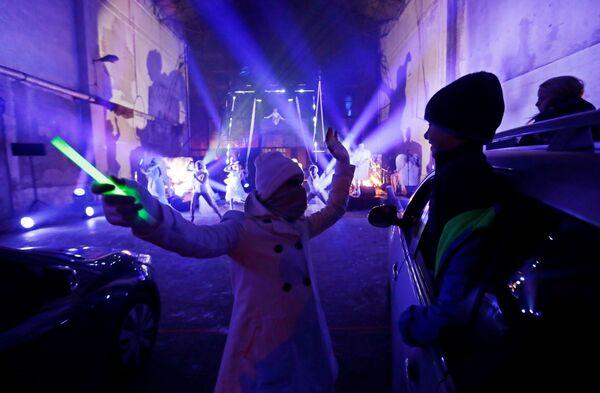 Люди празднуют День Святого Николая в Праге - Sputnik Latvija