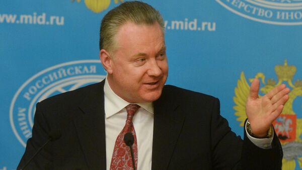 Постоянный представитель Российской Федерации при ОБСЕ Александр Лукашевич - Sputnik Latvija