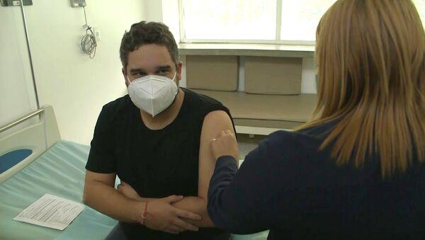 Испытания вакцины Спутник V в Венесуэле: сын Мадуро стал добровольцем - Sputnik Латвия