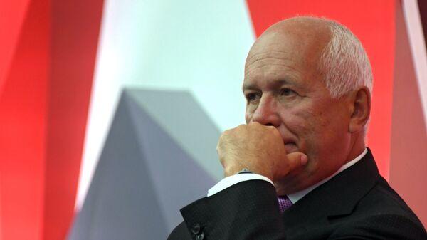 Генеральный директор государственной корпорации Ростех Сергей Чемезов - Sputnik Латвия