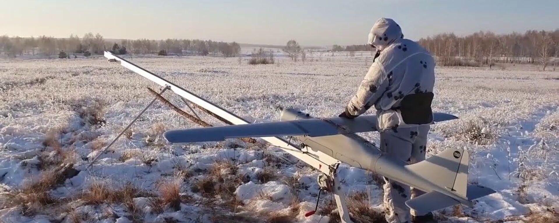 Учение по борьбе с беспилотниками - видео - Sputnik Латвия, 1920, 26.12.2020