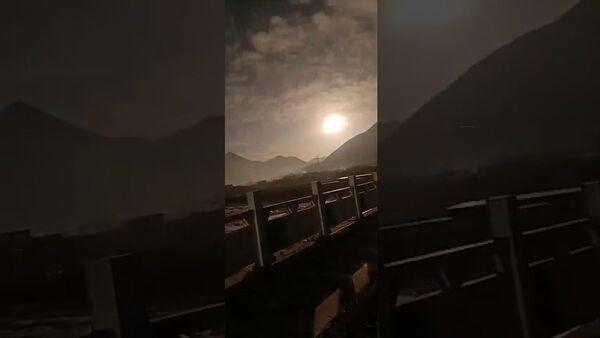 Падение метеорита в Китае - Sputnik Latvija