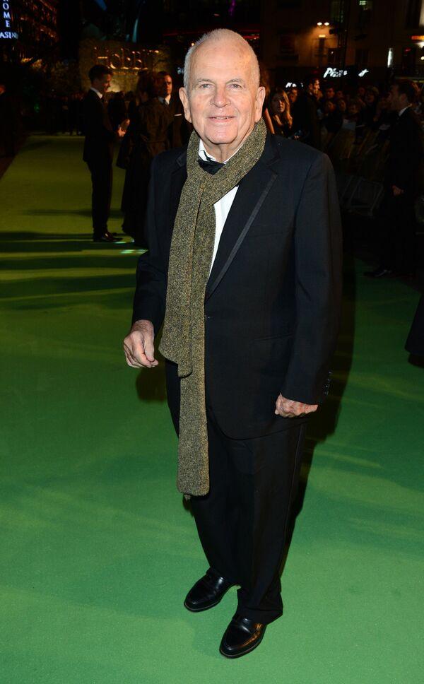 Britu aktieris sers Jens Holms miris 19. jūnijā 88 gadu vecumā асте 88 лет - Sputnik Latvija