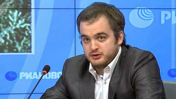 Эксперт Института энергетики и финансов Сергей Кондратьев - Sputnik Латвия