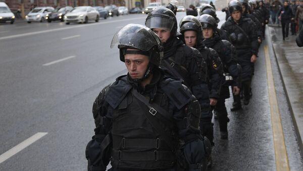 Несанкционированные акции протеста - Sputnik Латвия