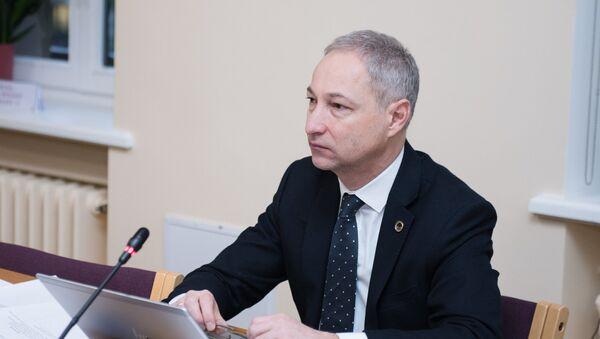 Министр юстиции Латвии Янис Борданс - Sputnik Латвия