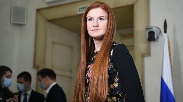 Член Общественной палаты РФ, журналист Мария Бутина - Sputnik Латвия