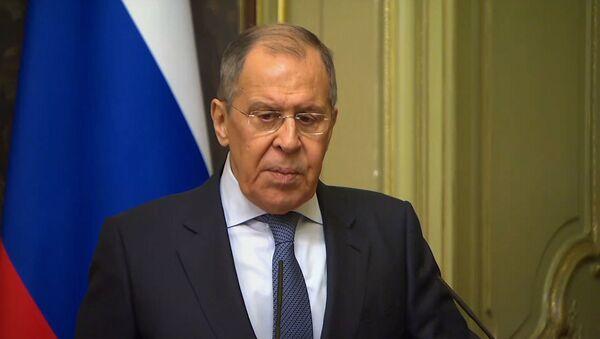 Глава МИД РФ оценил внешнеполитические планы нового руководства США - Sputnik Latvija