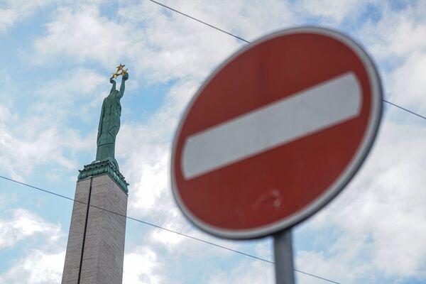Памятник Свободы в Риге - Sputnik Латвия