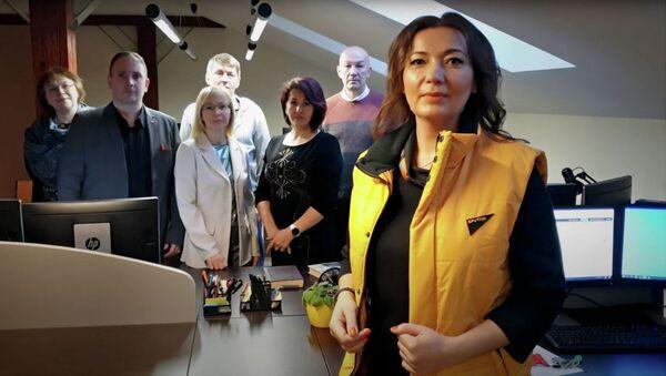 Бывшие журналистыSputnikЭстония создали собственное независимое СМИ - Sputnik Latvija